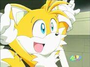 Sonic X Tails Did It Good Job Perfect Mission