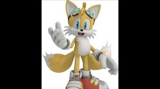 Sonic Free Riders - Miles ''Tails'' Prower Voice Sound