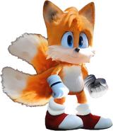SonicMovie Tails Pose