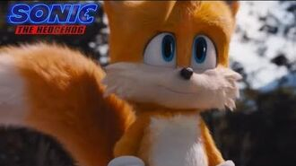 """""""Tails"""" (POST CREDIT SCENE) Sonic The Hedgehog (2020) (FULL CLIP) (HD)"""