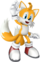 """Miles """"Tails"""" Prower (Sonic & Sega All-Stars Racing)"""
