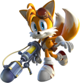 """Miles """"Tails"""" Prower (Sonic Boom: Fire & Ice)"""