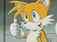 Sonic X Tails is All Done With the X Tornado
