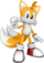 """Miles """"Tails"""" Prower (Sonic & All-Stars Racing Transformed)"""