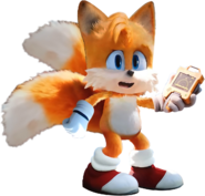 SonicMovie Tails with Radar