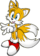 """Miles """"Tails"""" Prower (Sonic Rush)"""