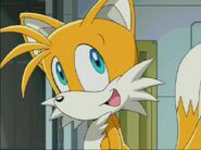 Sonic X Tails Was Very Amazing