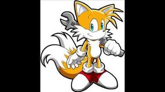 Sonic Chronicles The Dark Brotherhood - Miles ''Tails'' Prower Voice Sound