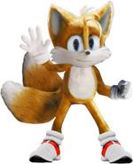 SonicMovie Tails