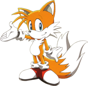 Sonic x tails