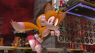 SonicGenerations Classic Tails Appearance