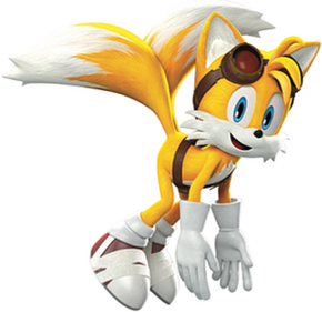 Tails Sonic Boom Shattered Crystal