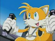 Sonic X Tails is Ready Too Take Off