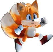 SonicMovie Tails Mania Jumping Style