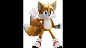 Sonic The Hedgehog Movie - Miles ''Tails'' Prower Voice Clips