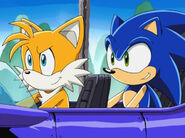Sonic X Sonic and Tails 034