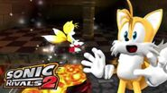 Tails Voice Clips Sonic Rivals 2