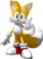 """Miles """"Tails"""" Prower (Team Sonic Racing)"""