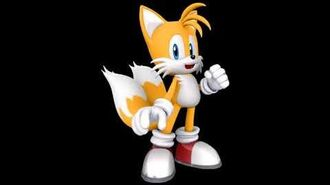 Sonic & SEGA All-Stars Racing Tails Voice Clips