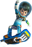 Miles From Tomorrowland Miles