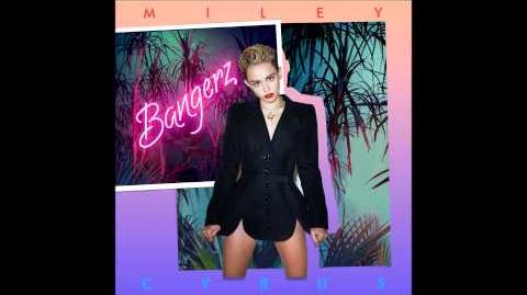 Miley Cyrus - SMS (BANGERZ) (ft. Britney Spears) (Audio)