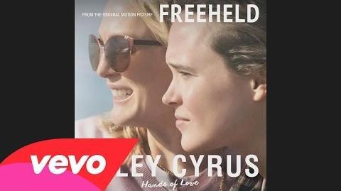 Miley Cyrus - Hands of Love (Audio)