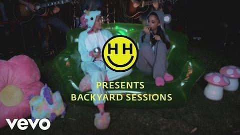 Happy Hippie Presents Don't Dream It's Over (Performed by Miley Cyrus & Ariana Grande)
