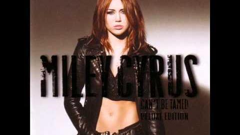 Miley Cyrus - Stay (Audio)