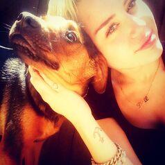Mileyviainstagram