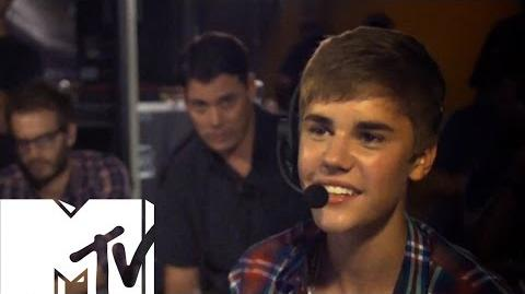 Justin Bieber Punks Miley Cyrus