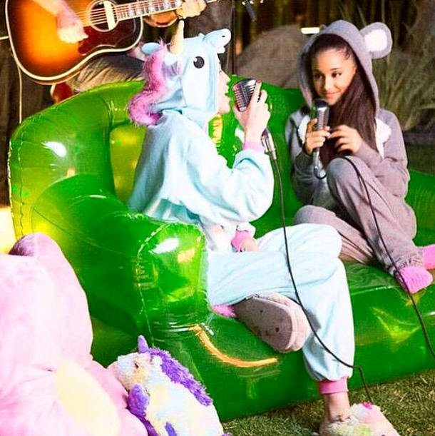 Miley Cyrus Ariana Grande Backyard Sessions.png