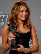 Miley Cyrus 2010 MMVA (Straighten Crop)