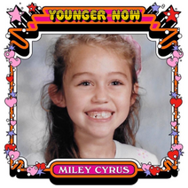 Younger Now Artwork