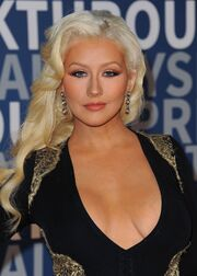 Christina-aguilera-at-2016-breakthrough-prize-ceremony 1