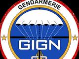 Groupe d'Intervention de la Gendarmerie Nationale