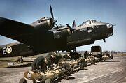 Short Stirling bomber N6101