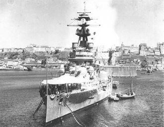 E Minas Geraes 1945