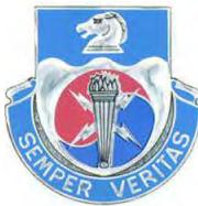 312th Military Intelligence Battalion Insignia