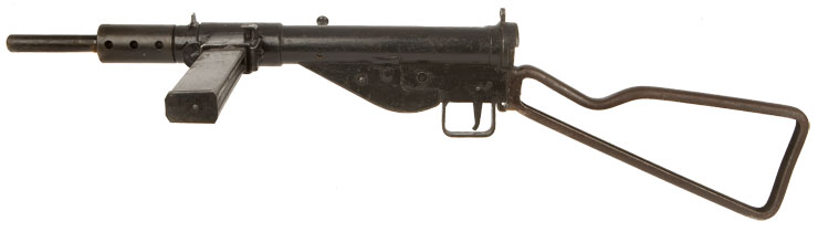 Enfield sten military wiki fandom powered by wikia mkii sten maxwellsz