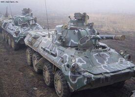 BTR-80 SVK