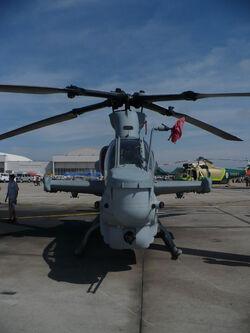AH-1Z at Miramar Airshow Oct 3 2008