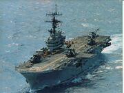 USS Tripoli LPH10 a