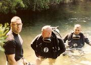 Combat divers 175