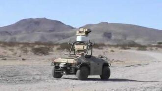 New Robots Improve Security While Reducing Costs at NNSS