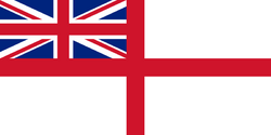 Naval Ensign of the United Kingdom