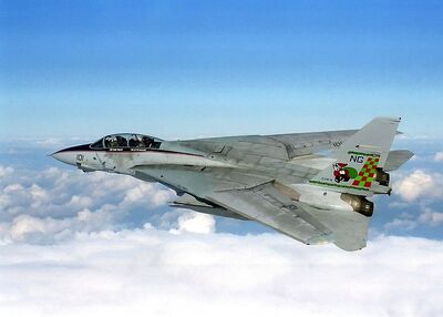 800px-F-14A Tomcat over Iraq during Southern Watch