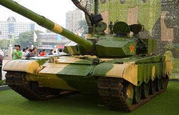 800px-Type 99 MBT front left