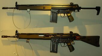 Heckler & Koch G3 | Military Wiki | FANDOM powered by Wikia