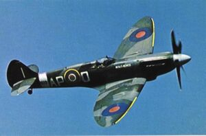 JSJ PC Supermarine Spitfire 4