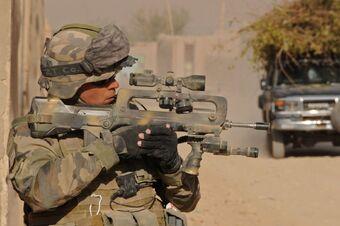 FAMAS | Military Wiki | FANDOM powered by Wikia